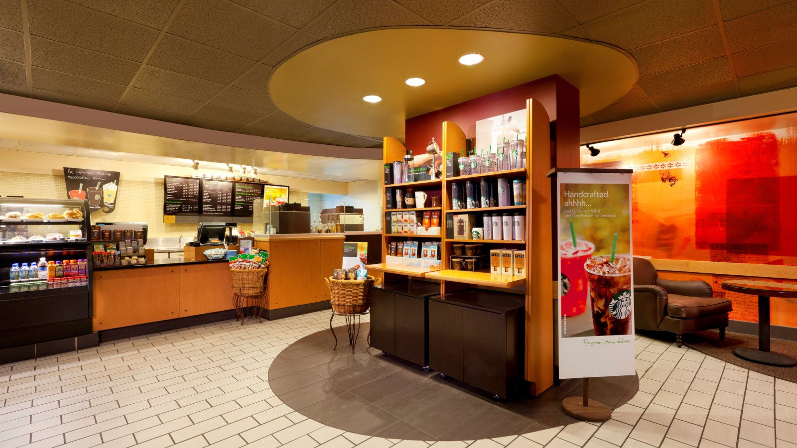Restaurants In LAX - Starbucks