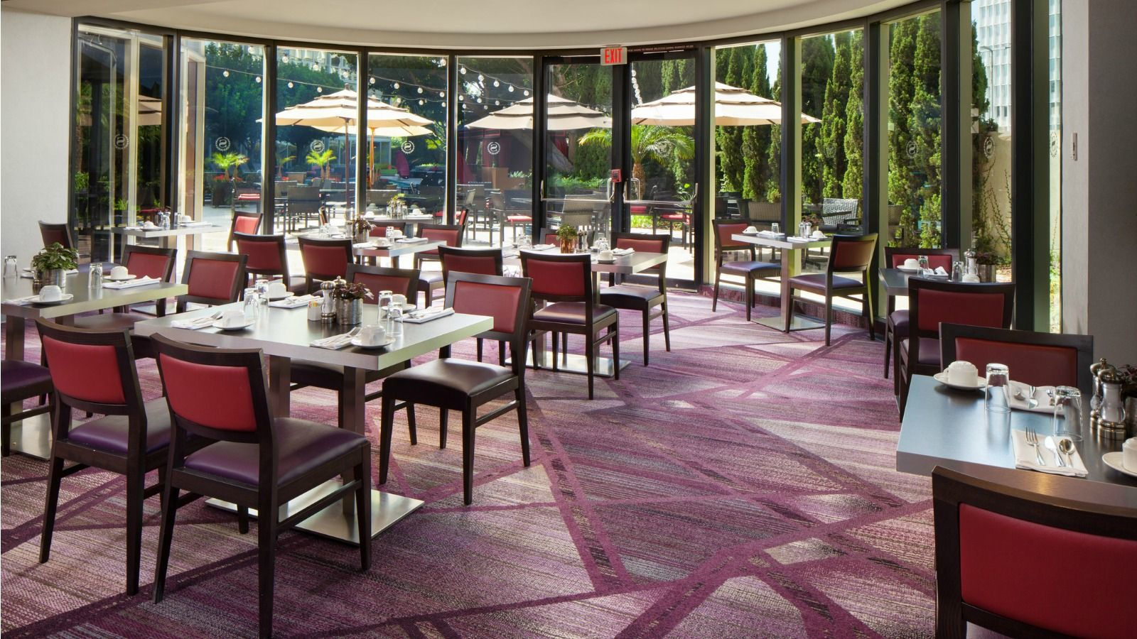 Restaurants In LAX - The Brasserie