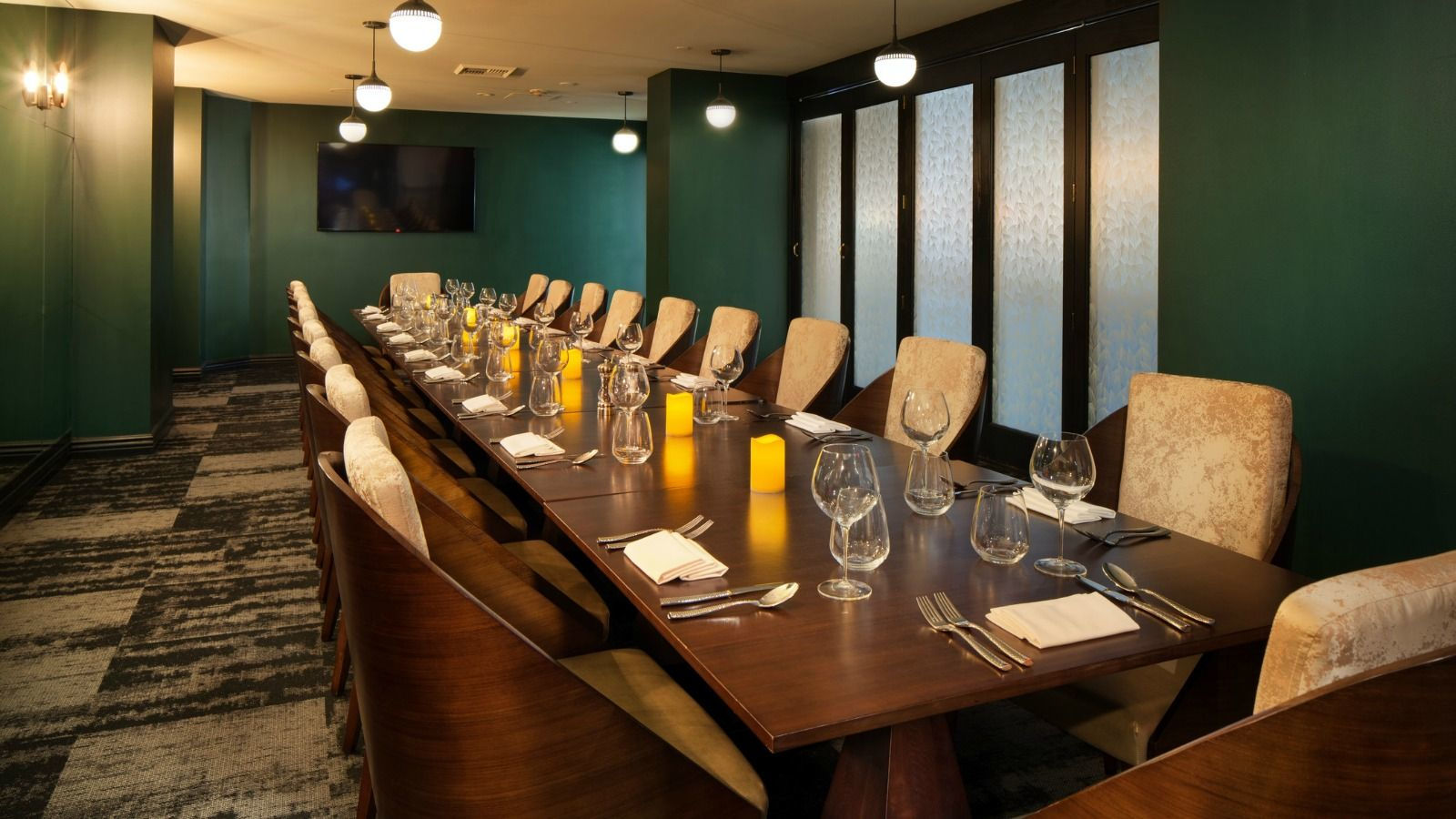 Restaurants In LAX - Private Dining