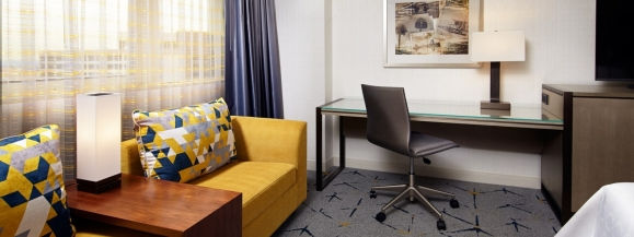 Relax And Recharge In Our Redesigned Accommodations Near LAX
